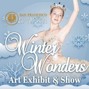 Winter Recital & Art Exhibit @ Herbst Theatre
